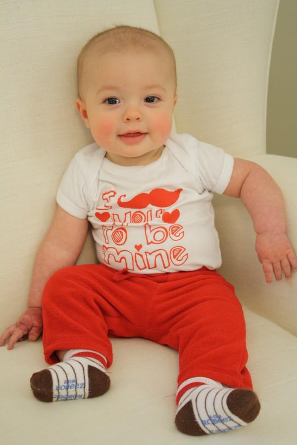 Elliott on Valentine's Day