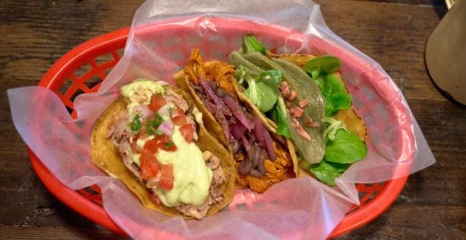 Pikio Taco, Mexican Tacos, Gracia