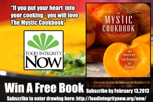 mystic cookbook contest