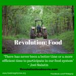Revolution: Food Movie