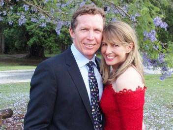 Dr Gary Fettke and Belinda Fettke