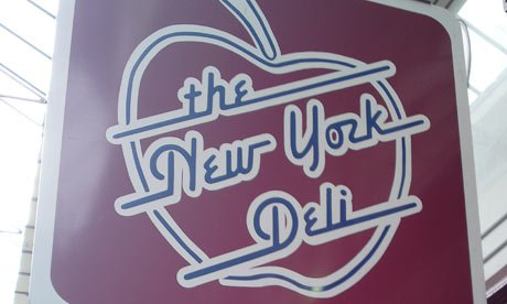 Hunt Out The Apple (source:The New York Deli Facebook)
