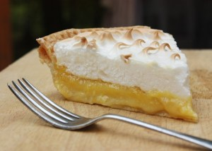 A Perfect Lemon Meringue Pie