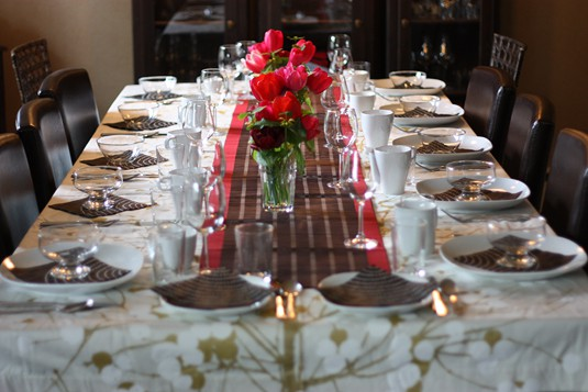 Five Tips for a Successful Dinner Party and How to Eat Like a Roman