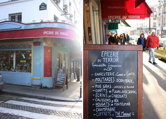 French Specialties: L'épicerie du terroir