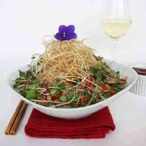 Susur Lee&#039;s Singapore Slaw