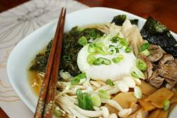David Chang&#8217;s Momofuku Ramen with Pickled Shiitakes