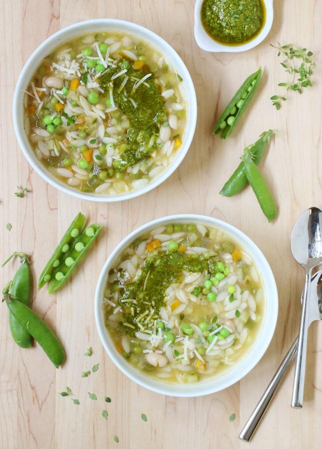 Soupe au pistou // FoodNouveau.com