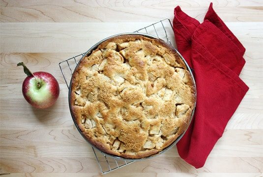 Deep-Dish Dutch Apple Pie, Winkel-Style