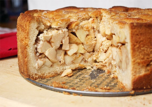 Deep-Dish Dutch Apple Pie, Winkel Style