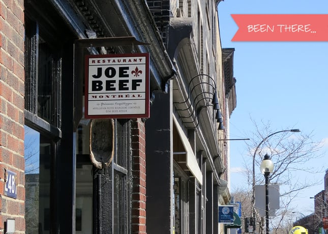 {Happy Fridays} Eating at Joe Beef (finally!), looking for Danish inspiration, dreaming of organizing, and more!