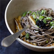 Black Sesame Otsu Recipe, by Heidi Swanson (101 Cookbooks)