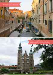 {Happy Fridays} The contrast between Venice and Copenhagen, summer parties, and more!