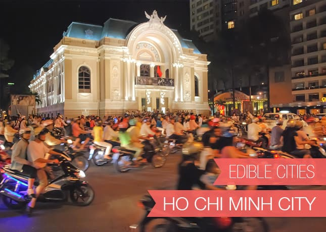 {Edible City} Ho Chi Minh City, Vietnam with David & Luise from Green Kitchen Stories