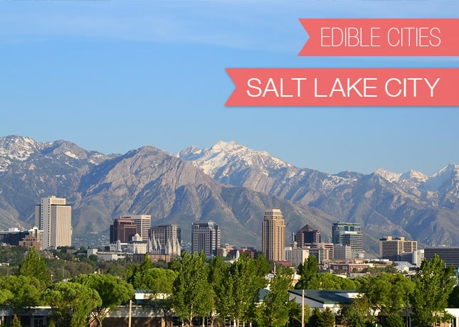 {Edible Cities} Salt Lake City, with Becky from The Vintage Mixer