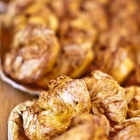 Les Madeleines' Kouign Amann, one of Becky Rosenthal's favorite dishes in Salt Lake City / FoodNouveau.com