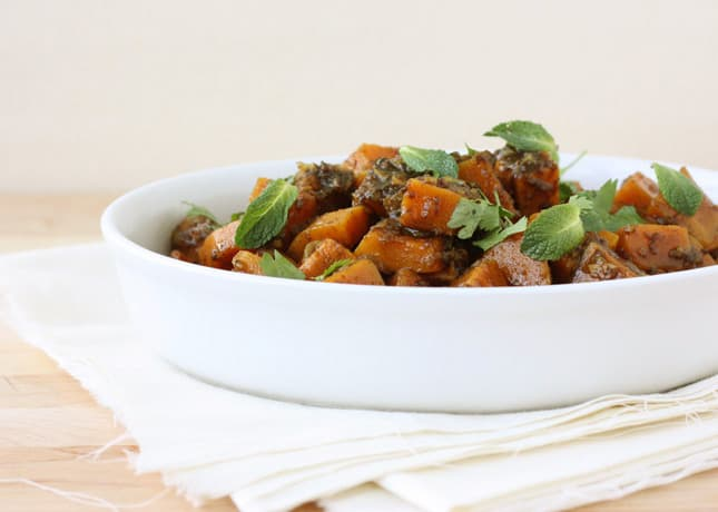 Tamarind-Pumpkin Curry, a dish from Burma: Rivers of Flavor, by Naomi Duguid // FoodNouveau.com