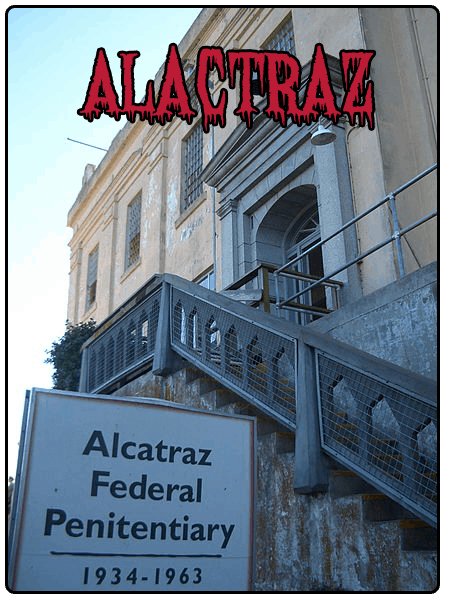alcatraz prison haunted