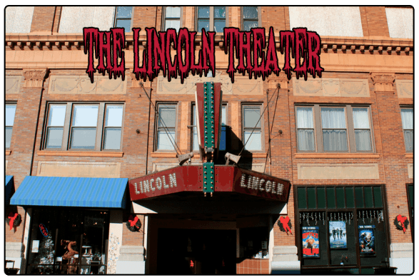 lincoln theater haunted