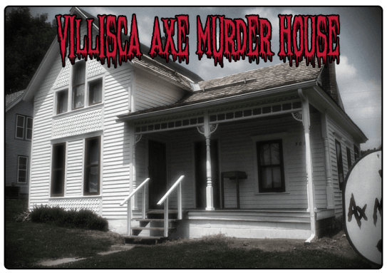 villisca axe murder house haunted