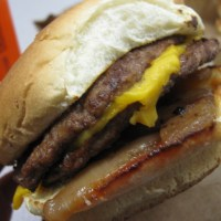 A&W: New Buddy Burgers with Grilled Onions