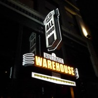 The Hastings Warehouse: $4.95 for All Food on the Menu