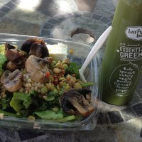 Leafy Box: Fresh Salad, Juice and Smoothies