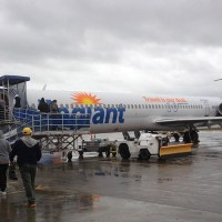 Allegiant Air: Bellingham to Las Vegas