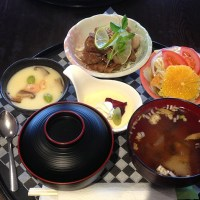 Pink Sugar Cafe: Japanese Lunch Set