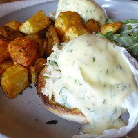 Oakwood Canadian Bistro: Brunch