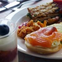 ORU: Breakfast Buffet with Benny Bar