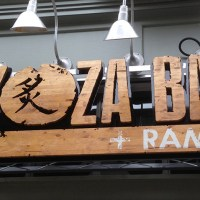 Gyoza Bar + Ramen: Lunch Time Combos