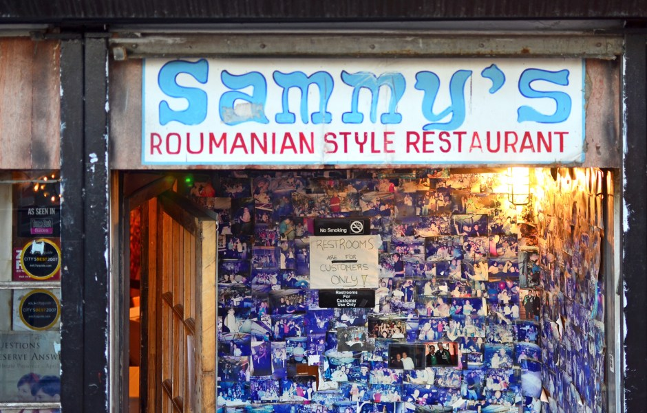 Sammy's Roumanian Steakhouse