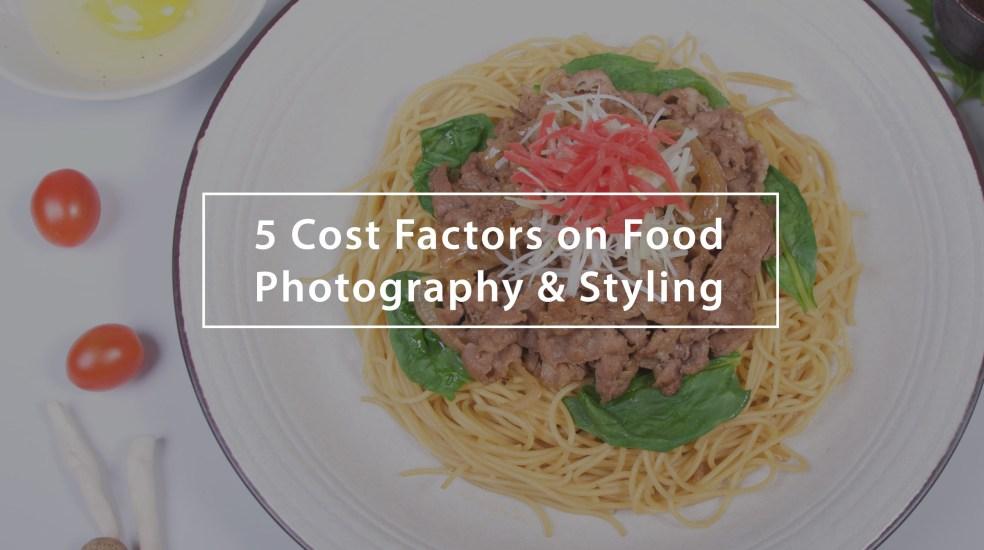 foodphotographycost
