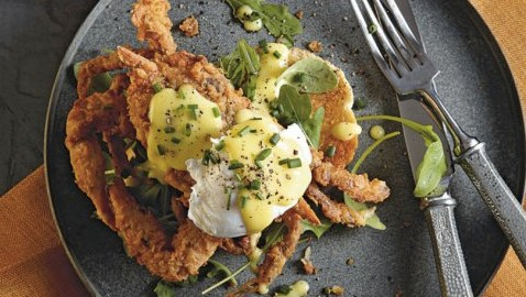 recipes for soft shell crabs