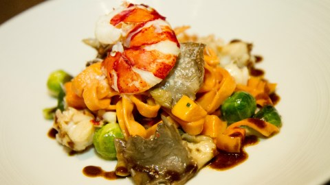 Lobster Noodles