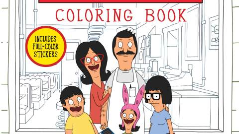 Get your colored pencils ready. (Graphic courtesy of Rizzoli.)