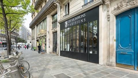 Les vignerons parisiens par l'agence d'architecture MA3 - Photo : Fabrice Dunou