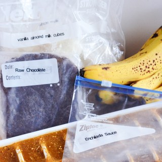 things you can freeze for a better prepped whole foods kitchen