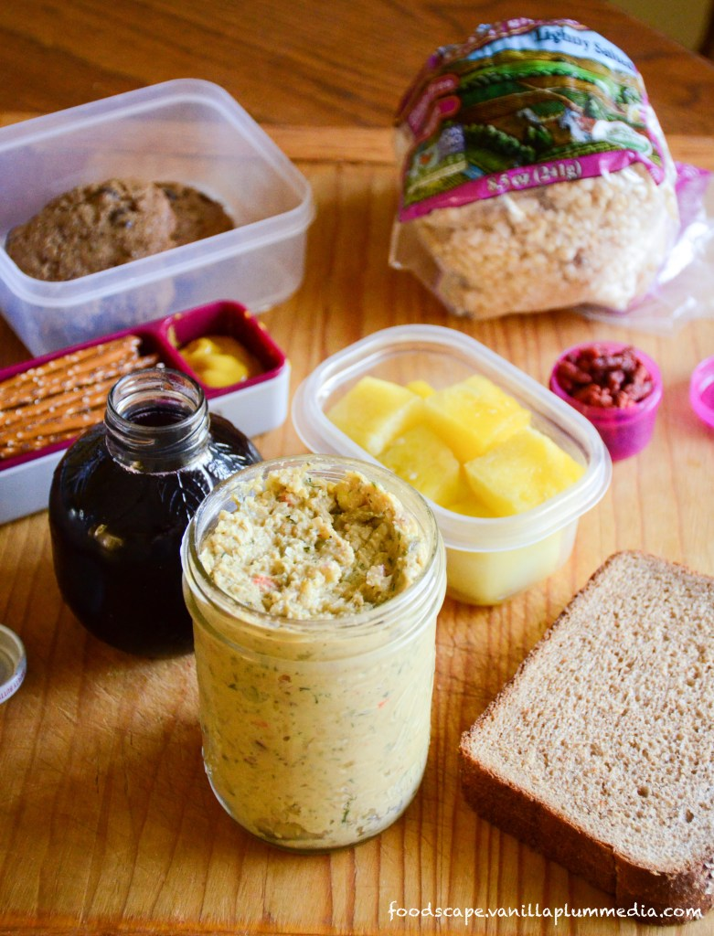 Lunch Meal Planning For Work and the School Year