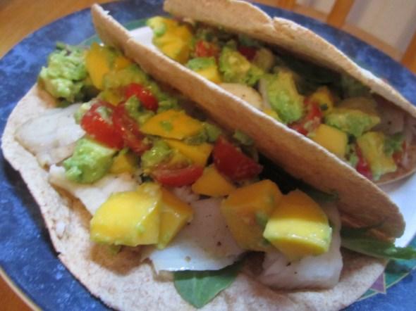 fish tacos for lent | foodsciencenerd.com