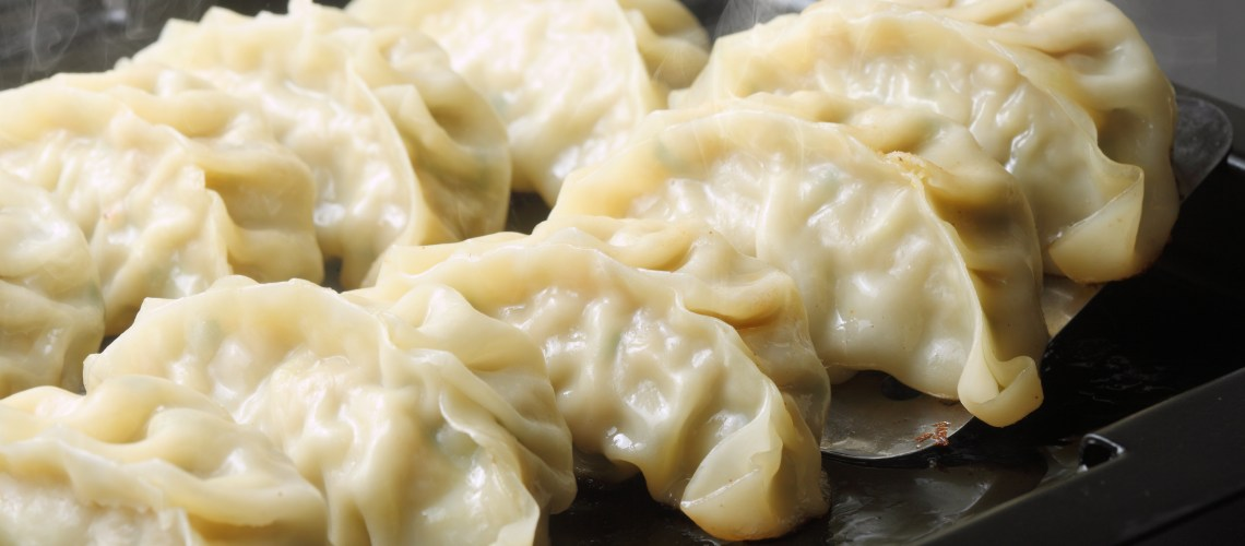 Chinese Dumpling Dough