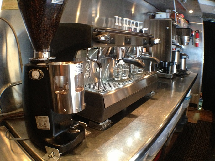 Brakes For Sale >> Coffee Truck For Sale | USED FOOD TRUCKS