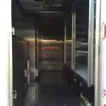Bakery Truck Inside
