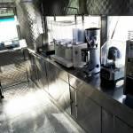 Food Truck Interior