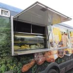 Mercedes Benz Food Truck