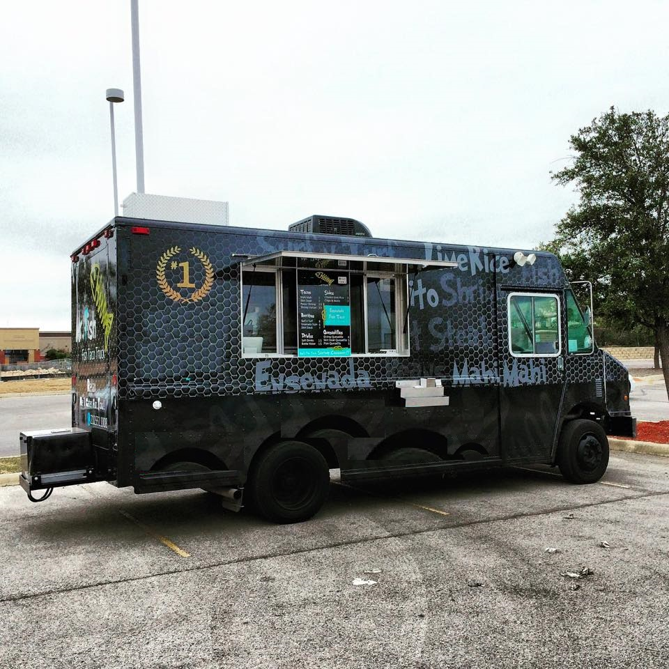 Food Truck Permits In Texas