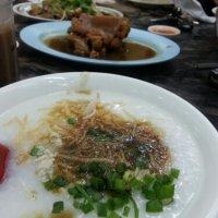 Duck porridge Teo Chew style@Kam Heong, PJ State