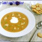 Carrot and Potato Soup / Winter Soup