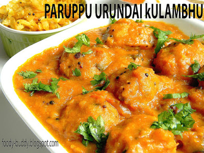 {South Indian Sambar, kuzhambu Recipes }